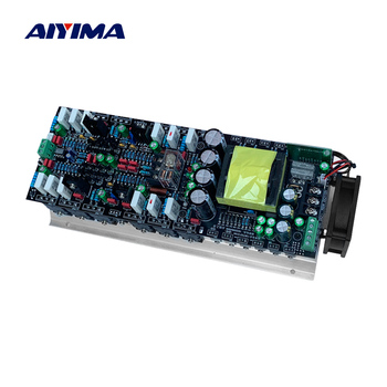 AIYIMA 1200W High Power Hifi Amplifier Audio WY2963 WK5688 12V Car Subwoofer Amplifier DIY 6-18 Inch Sound Speaker Home Theater