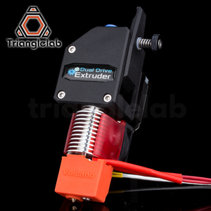 Image 2 - Trianglelab extrudeuse volcan HOTEND MK8 Bowden, double extrudeuse pour imprimante 3d, haute performance, impression I3