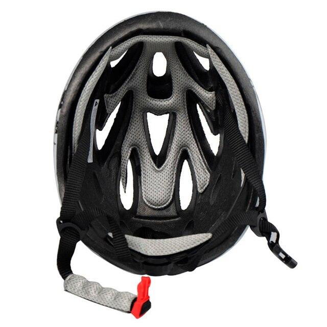 2019nova preto óculos de proteção capacete da bicicleta padrão ultraleve capacete equitação montanha estrada integralmente moldado ciclismo capacetes 2