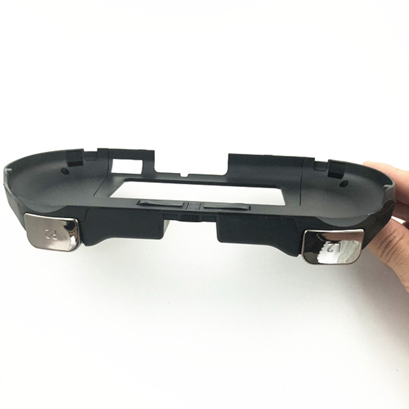 Hand Grip Handle Joypad Stand Shell Case Protector With L2 R2 Trigger Button For PSV 2000 PSV2000 PS VITA 2000 Slim Game Conso