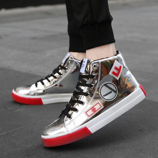 Vulcanized Silver Street Shoes 2