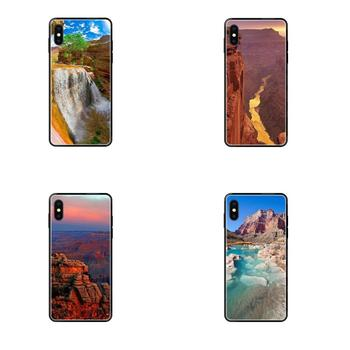 Top Detailed Popular Case For iPhone 11 12 Pro Max Plus Pro X XS Max XR 8 7 6S SE 5 5C 5S SE 2020 Grand Canyon National Park image