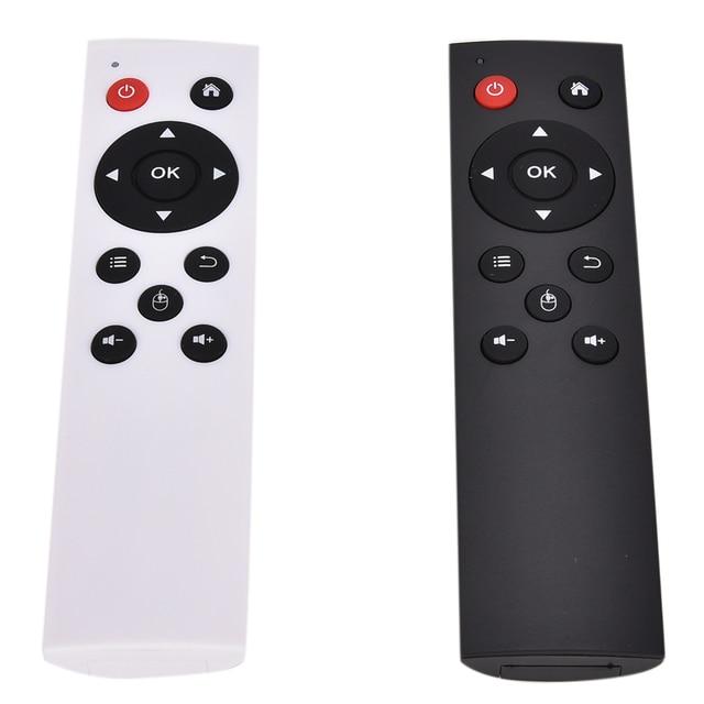Universal 2,4G Wireless Air Maus Tastatur Fernbedienung Für PC Android TV Box Schwarz/Weiß