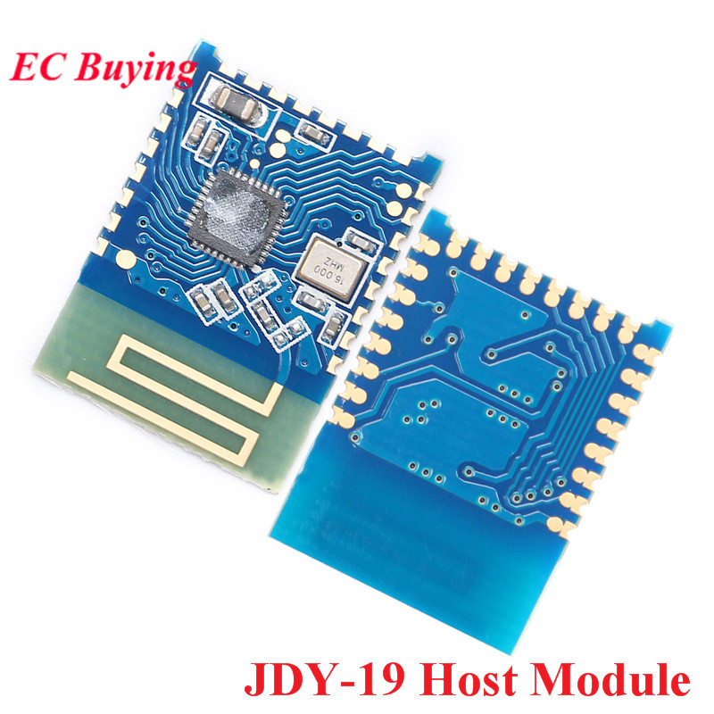 10pcs JDY-19 Host Master Bluetooth Module Remote Control 2.4G Bluetooth 4.2 Host JDY 19 JDY19 Low Power Transparent Transmission