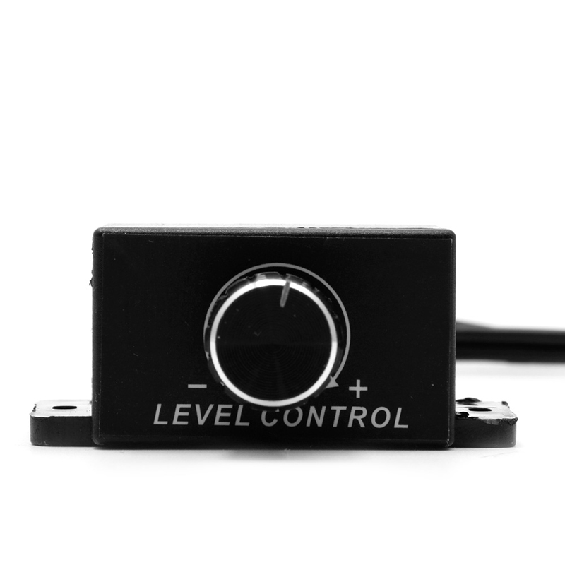 Universal Car Audio Amplifier Bass RCA Level Remote Volume Control Knob LC-1 New enlarge