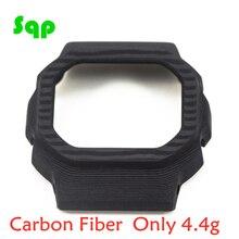 Karbon Fiber çerçeve/kılıf DW5600 GW M5610 izle aksesuarları süper hafif pas dayanıklı