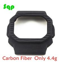 Lunette en Fiber de carbone, étui pour DW5600 GW M5610, accessoires de montres, Super léger résistant à la rouille