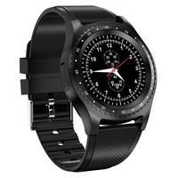 L9 0,3 MP Kamera 2G SIM Anruf Schlaf Monitor Schrittzähler Lage Track Smart Uhr Gesundheit Überwachung Von Schlaf Und sitzende