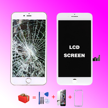 Replacement-Display Lcd-Touch iPhone7 Lcd 5s-Screen for 6 6S 8plus Aaa-Grade 100%New