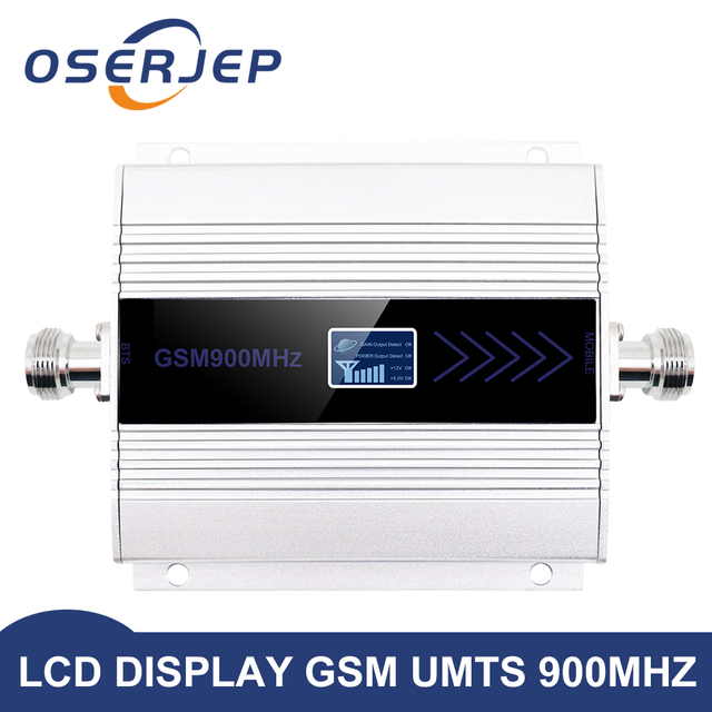 Gsm Repeater 900 MHz 2g Repeater LCD Display Mini GSM900MHZ Mobile Signal Booster GSM 900 MHz Repeater Handy verstärker