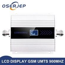 Gsm Repeater 900 MHz 2g Repeater wyświetlacz LCD Mini GSM900MHZ wzmacniacz sygnału komórkowego GSM 900 MHz wzmacniacz telefon komórkowy wzmacniacz