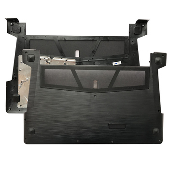 цена на NEW Laptop Bottom Base Bottom Case For Lenovo Ideapad Y500 Y510  Y510P Bottom HDD Cover AP0RR00090J 90201985