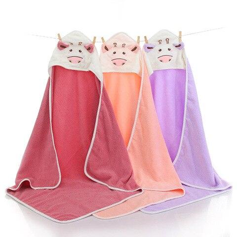 fabrica por atacado dos desenhos animados algodao roupoes de banho infantil toalha de banho do