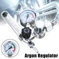 0 25Mpa Argon Regler CO2 Mig Tig Flow Meter Gas Regler Durchflussmesser Schweißen Weld Gauge Argon Regler Druck Minderer-in Druckregler aus Werkzeug bei