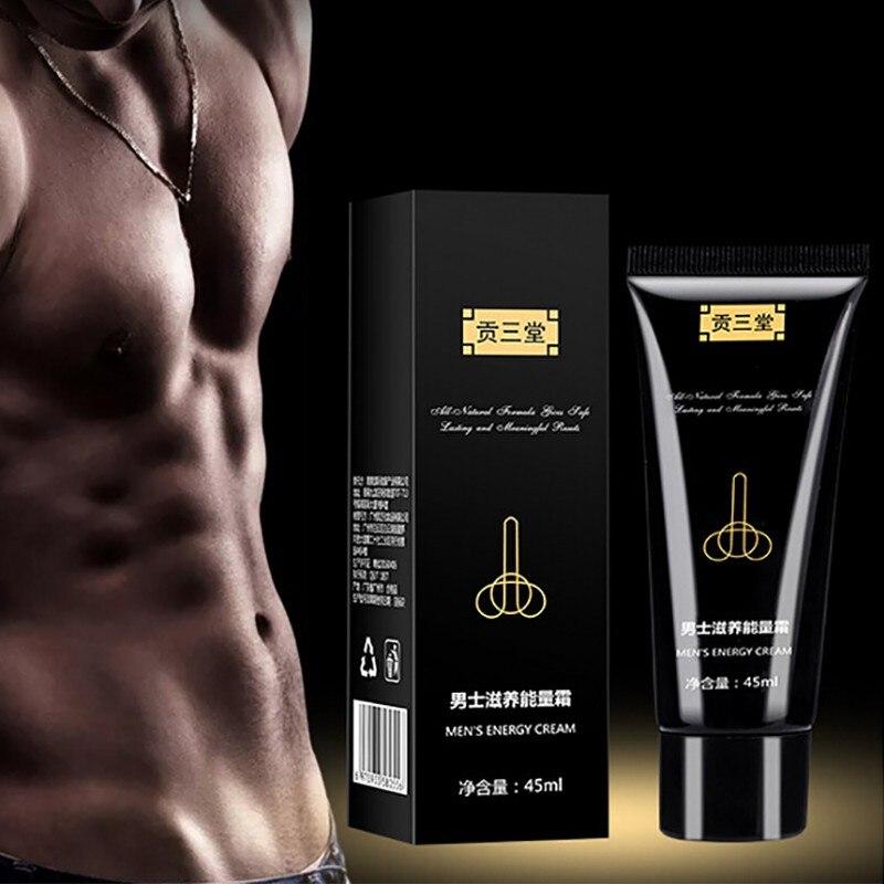 2020 1pcs Penis Enlargement Cream Intimate Gel For Man For Dick Help Male Potency Penis Growth Delay Cream