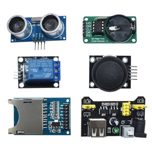 Image 4 - AEAK For arduino 45 in 1 Sensors Modules Starter Kit better than 37in1 sensor kit 37 in 1 Sensor Kit UNO R3 MEGA2560