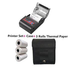 Image 5 - GOOJPRT 58mm Bluetooth Thermal Receipt Printer for Android iOS Phone Windows Receipt Printer POS Printers Device Printing Stores