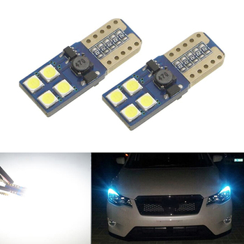 BOAOSI 2x Canbus T10 W5W 168 194 LED Wedge Light No Error For Subaru impreza legacy xv forester Outback Tribeca Fiat image