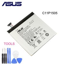 Original ASUS C11P1505 Tablet PC Battery For Asus ZenPad 8.0 Z380KL Z380C Z380CX P022 P024 4000mAh(China)