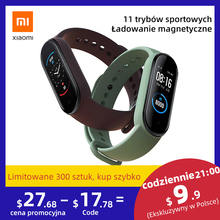 Smart Bracelet Fitness-Tracker Mi-Band Screen-Heart-Rate AMOLED Xiaomi Waterproof Bluetooth 5.0