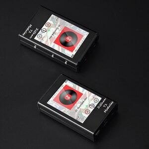 Image 4 - Zishan T1 4497 AK4497EQ Dac Dap Touch Screen Professionele Lossless Muziekspeler MP3 Hifi Draagbare Dsd Met 2.5Mm Evenwichtige AK4497