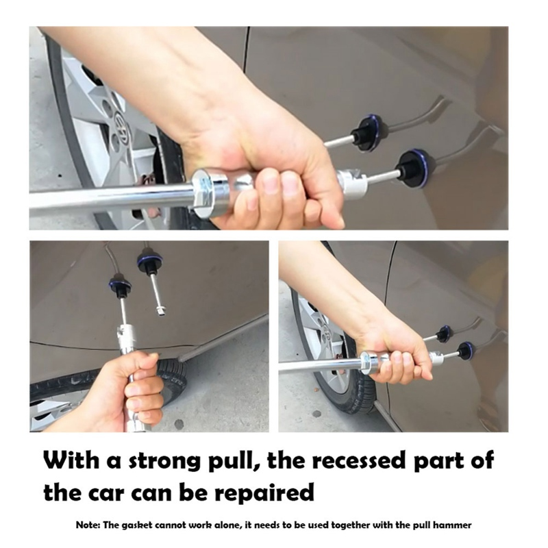 Super PDR tools Dent Removal Paintless Dent Repair pops A Dent Pulling Bridge for car tool kit Instr