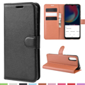Чехол-бумажник держатель для карт чехол для телефона чехол s для WIKO вид 4 Lite View4 из искусственной кожи чехол защитный чехол