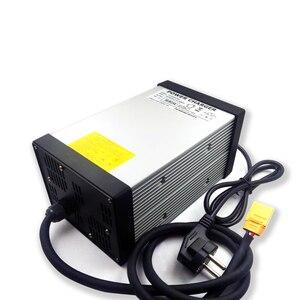 Image 5 - YZPOWER 84V 6A 7A 8A 9A 10A akumulator litowo jonowy ładowarki ładowarka akumulatorów litowych do 72V 20S akumulator litowo jonowy Highpower inteligentne szybkie ładowanie