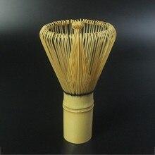 Винтажный набор для мытья чая, инструменты, 100 бамбуковый перемешивающий чайный набор, кисти S, чай m, железо, многоцветный, 11 см × 6 см, 1× перемешивающий чайный набор, щетка# w 8p