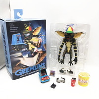 NECA Gremlins Ultimate Gamer Gremlin Cute Clever mischievous intelligent Action Figure Collectable Model Toy Doll Gift