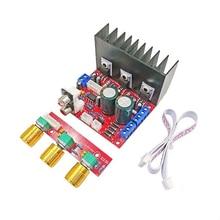 Amplifier-Board Control-Power Audio-Tone TDA2030A Stereo 2--18w