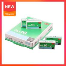 Staples-Box Office Metal for Desktop Stationery Normal Tapetool No-10 Size W3Q0