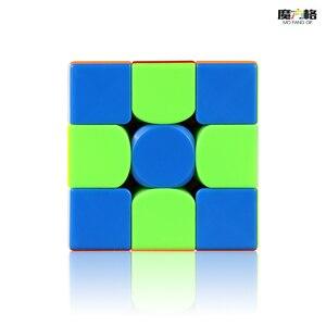 Image 4 - QiYi cubo mágico magnético profesional WCA GTS2 M 3x3, juguetes educativos