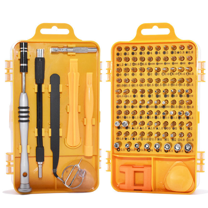 60 In 1 Multi-function Maintenance Precision Screwdriver Set Disassembly Tool Set
