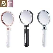 Youpin diiib dabai cabeça de chuveiro espelho dechlorination impulsionador beleza fibra de carbono ativado material antibacteriano