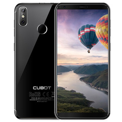 Refurbished Cubot R11 3G Smartphone 18:9 Full Screen Android 8.1 2GB 16GB 5.5 Inch MTK6580 Quad Core Fingerprint Mobile Phone