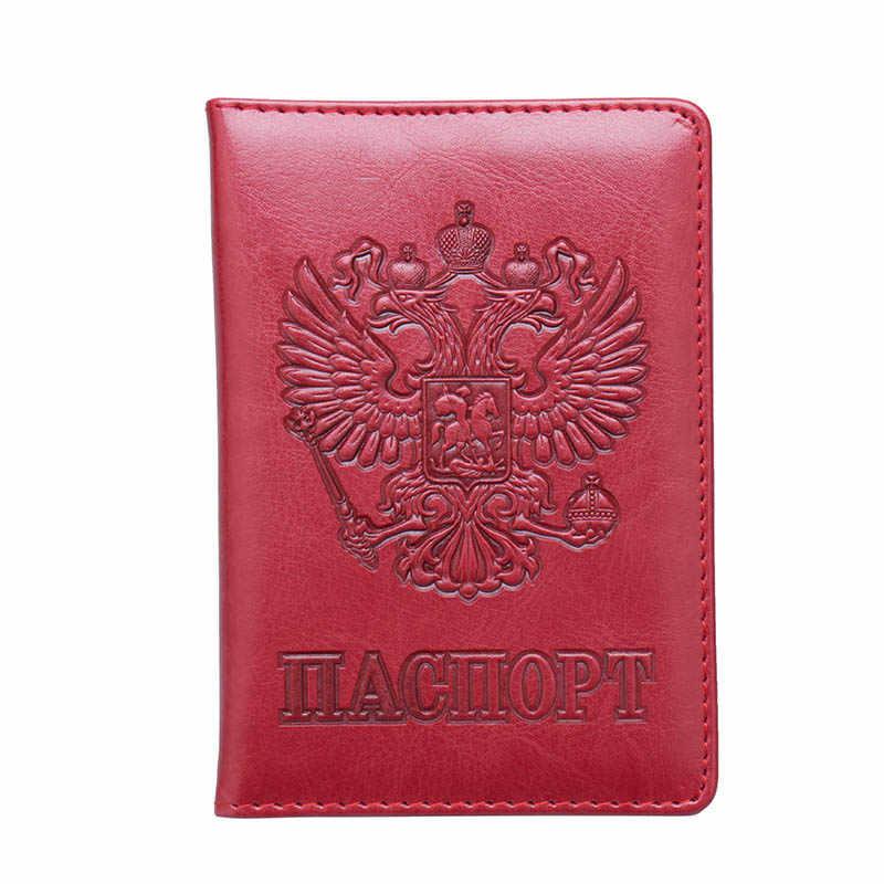 Oso KUDIAN 3D en relieve cubierta de pasaporte de viaje de diseñador titular de pasaporte Cartera de viaje de moda titular de la tarjeta de crédito BIH077 PM49