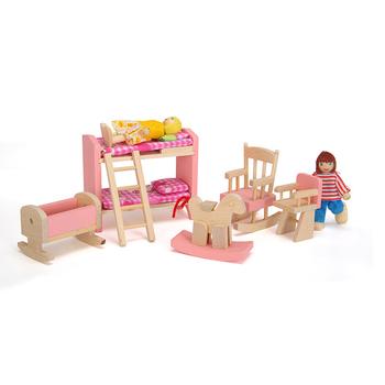 Różowy drewniany lalka meble domowe drewno miniaturowe meble do sypialni domek dla lalek dekoracja w formie figurki akcesoria udawaj zabawkę dla dzieci tanie i dobre opinie Drewna CN (pochodzenie) Unisex Miniature furniture 2-4 lat 5-7 lat 6 lat 8 lat 3 lat Meble zabawki zestaw