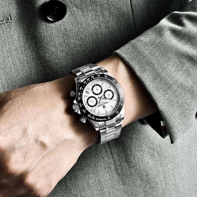PAGANI DESIGN Top Brand Men Sports Quartz Watch Luxury Men Waterproof WristWatch New Fashion Casual Men Watch relogio masculino 6