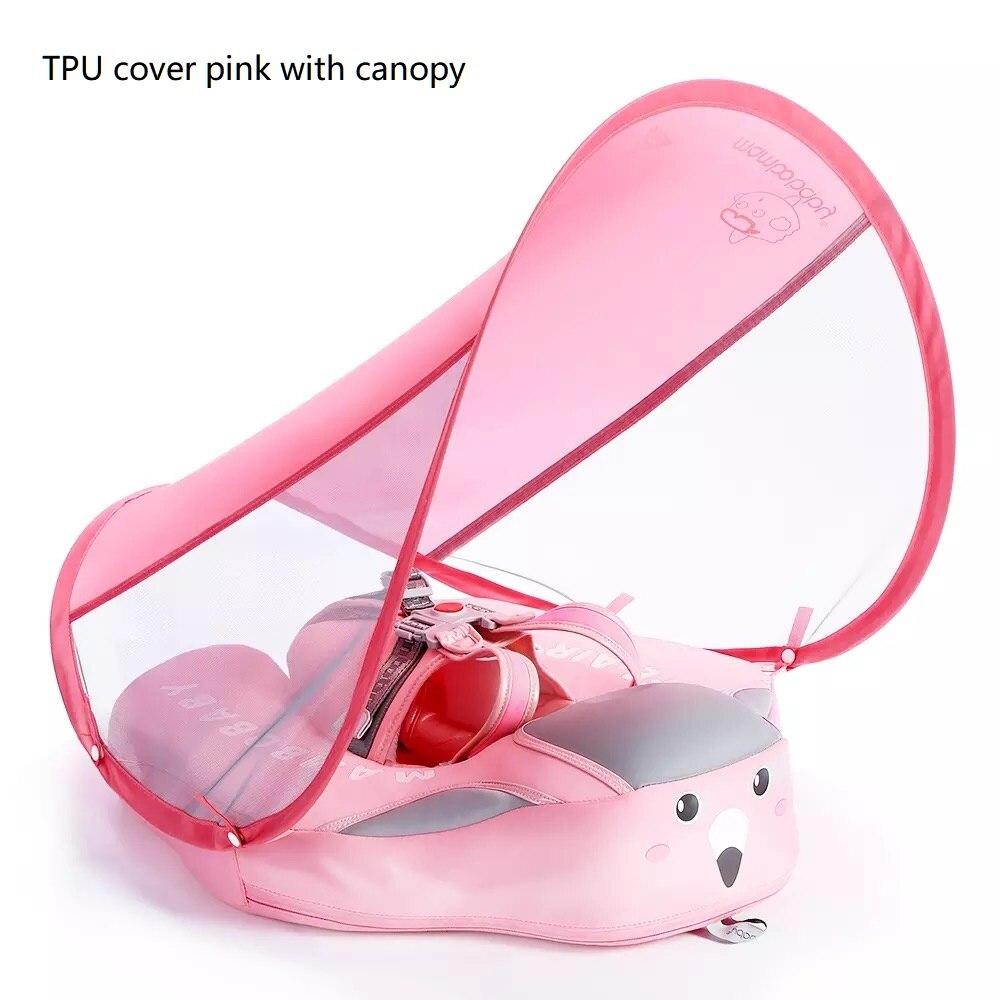 TPU pink canopy