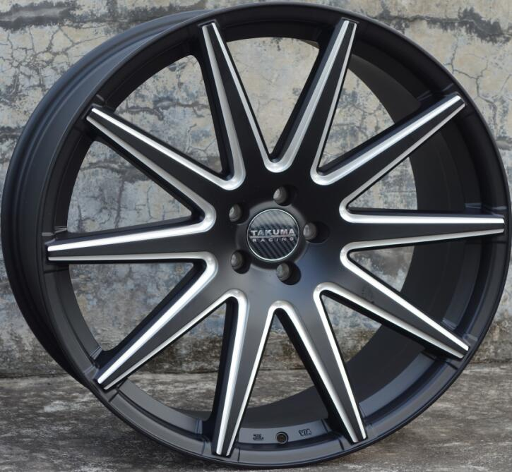 22 Inch Tires >> Us 1980 0 New 22 Inch 22x9 0 5x108 5x114 3 Car Alloy Wheel Rims Fit For Toyota Nissan X Trail In Wheels From Automobiles Motorcycles On Aliexpress