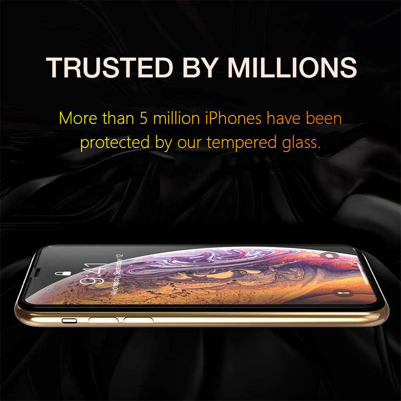 عدسة واقية زجاج ل 7 8 6 6S زائد 9D الهاتف حامي الشاشة ل آيفون X XR XS كاميرا الزجاج المقسى ل آيفون 11 برو ماكس