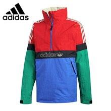 Original New Arrival Adidas Originals Women's jacket Hooded Sportswear