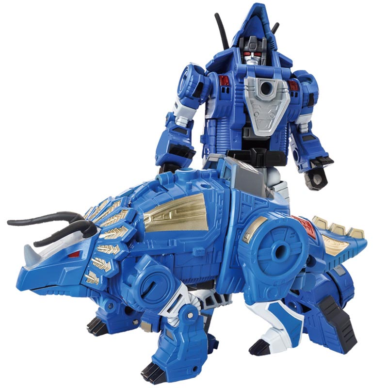 Transformers Rex Pterodactyl Dino Force Team Robot BMB PVC Collection Figure Toy