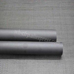Image 3 - 3k Carbon Fiber Rohr L 1000MM OD 20mm 21mm 22mm 23mm 24mm 25mm 26mm 27mm 28mm 29mm 30mm mit 100% full carbon, japan 3k verbessern