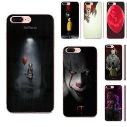 На Алиэкспресс купить чехол для смартфона pennywise clown float it cartoon comic for xiaomi redmi note 8 8a 8t 10 k30 5g for motorola moto g g2 g3 g4 g5 g6 g7 plus