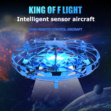 RC Helicopter Mini Drone UFO Drone Kids Toys USB Charging Aircraft Kids Infrared Hand Sensor Model RC Quadcopter Dropshipping