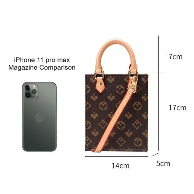 Luxury small rectangle  Printed small Handbag  5