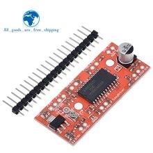 Controlador de Motor paso a paso TZT A3967 EasyDriver V44 para placa de desarrollo Arduino, módulo de impresora 3D A3967