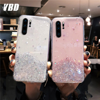 YBD étui souple brillant pour Xiaomi Redmi Note 8 pro 7 pro K20 Pro 9s Coque pour Xiaomi mi 9 9t cc9 6 6x8 lite 8 se étui 8T